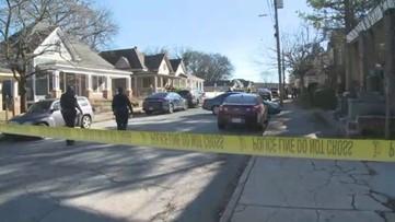 Police investigate Ira Street shooting
