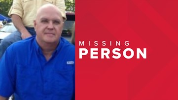 Car found in search for 56-year-old man missing in Gordon County