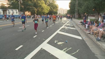 Why is the Peachtree Road Race a 10K?