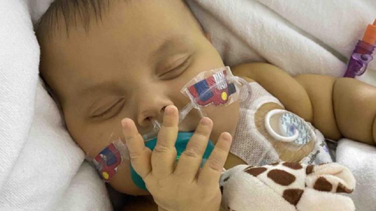 Georgia infant awaiting rare 5 organ transplant passes away