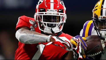 Kirby Smart says lack of receiving talent hinders Dawgs' explosiveness