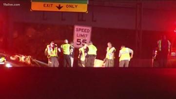 Man, woman dead after fatal motorcycle crash