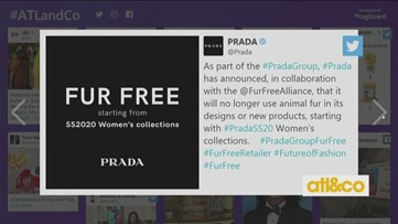 Prada Goes Fur Free