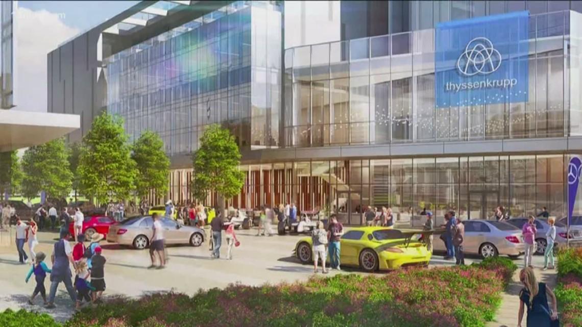 New elevator headquarters coming to metro Atlanta