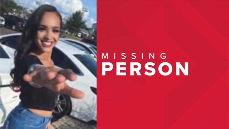 After her car was found in Georgia, police are asking for help finding a missing Mississippi woman