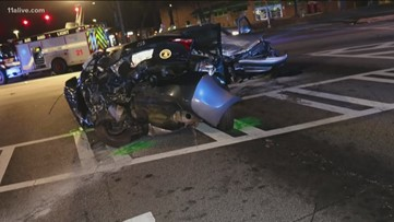 Man charged with DUI in Norcross crash faced similar charges in the past, authorities say