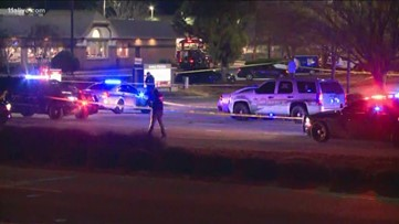 Traffic stop, chase leads to officer-involved shooting in Fayetteville