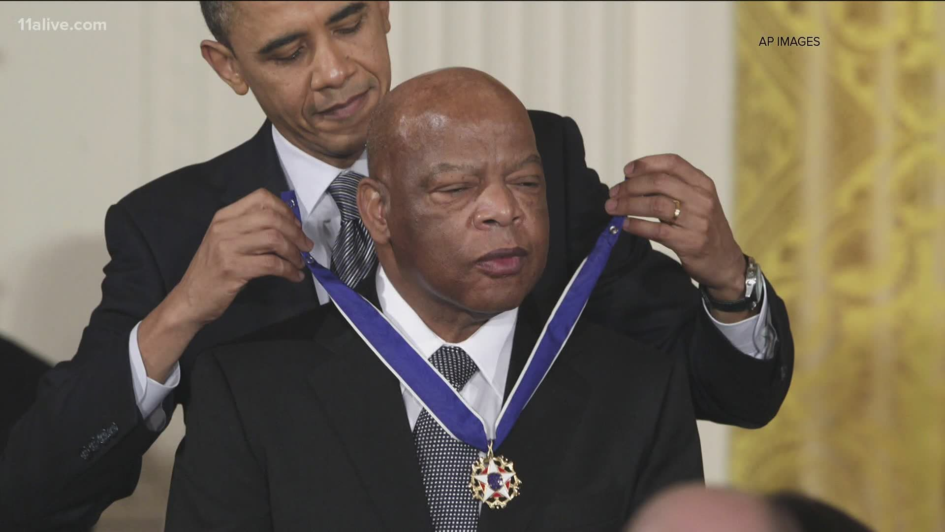 John Lewis is not dead, spokesperson says | 11alive.com