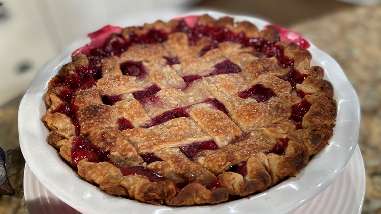 Pie Bar's Tart Cherry Pie