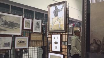 NBA veteran shares Black Sports archives