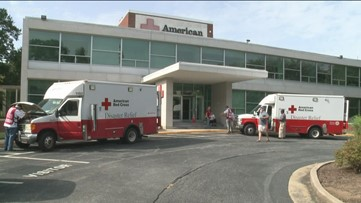 Red Cross volunteers from Atlanta head to Louisiana