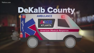 DeKalb extends contract with AMR