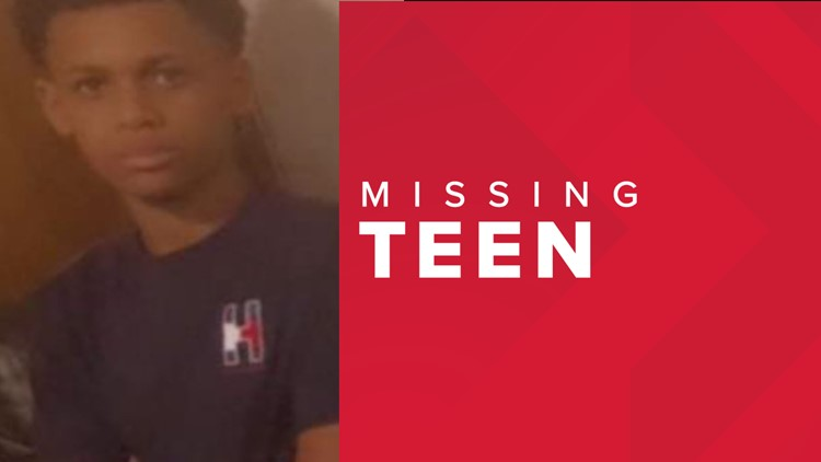 12-year-old missing after walking away from home