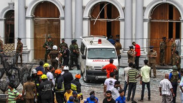 'We are safe, but obviously concerned': Metro Atlanta man in Sri Lanka as blasts erupt