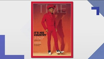 Lil Nas X graces cover of TIME
