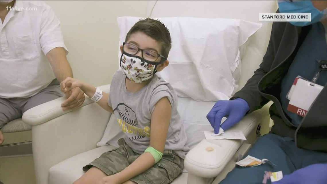 Pfizer seeks FDA approval for 5-11-year-olds