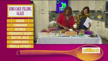 Mardi Gras Mambo Gumbo & King Cake with Dee Carter