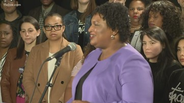Stacey Abrams steps out of governor's race after weeks of lawsuits, ballot counts