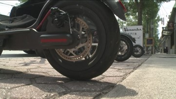 Third e-scooter rider dies in Atlanta as city grapples with new regulation