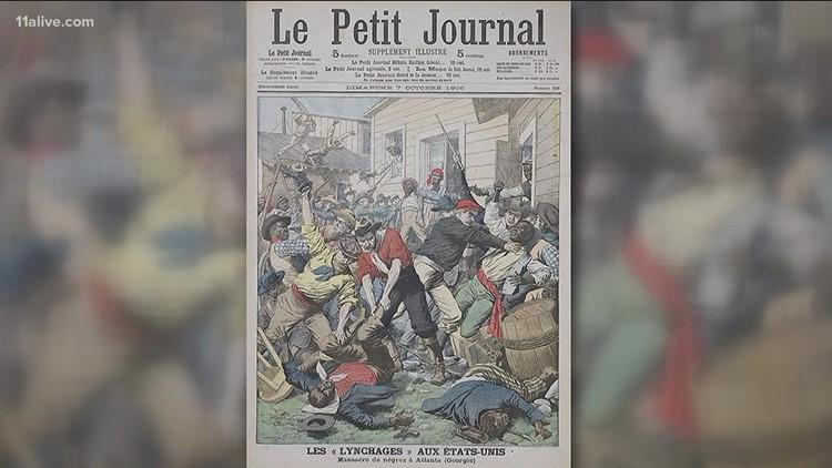 'Massacre, not riot' | Movement seeks to rename 1906 'Atlanta race riot'
