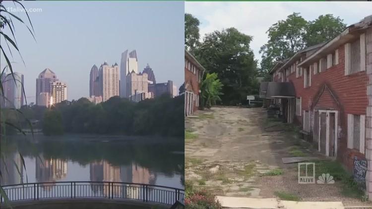 The racial wealth gap: Why Atlanta is not Wakanda