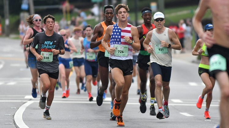 Will the AJC Peachtree Road Race require runners have COVID-19 vaccine or proof of negative test?