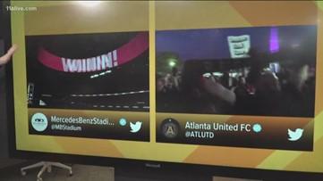 Atlanta United advance in MLS playoffs