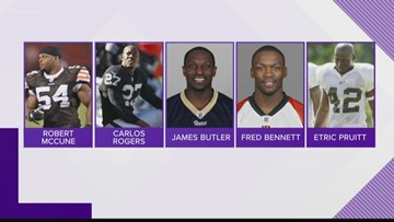 Former Falcon, Georgia Tech star and Atlanta locals among 10 former NFL players charged in health care fraud scheme