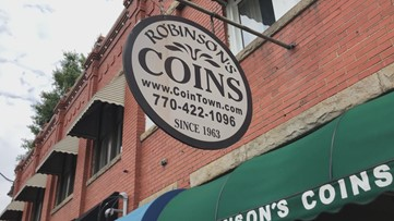 Robinson's Coins changes owners