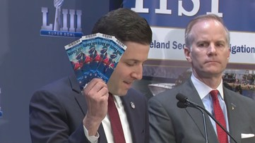 Counterfeit Super Bowl ticket scheme busted by routine traffic stop