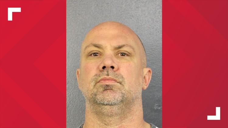 Nicholas Nelson Florida Stalking
