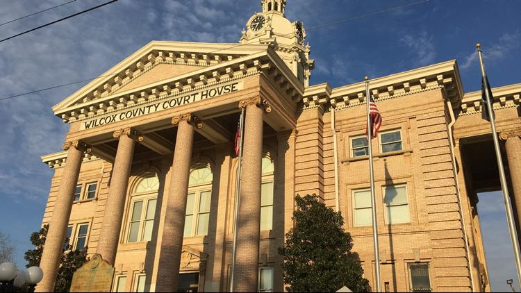 Wilcox County Courthouse, Wilcox County, Ga.