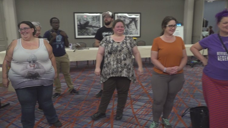 Locals host Multiverse Science Fiction and Fantasy Convention