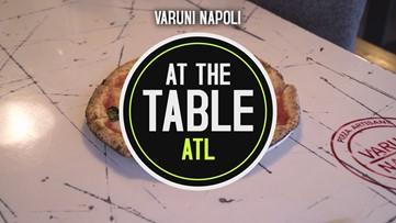 Varuni Napoli - At the Table ATL takes a tour of Italy via a Midtown pizzeria