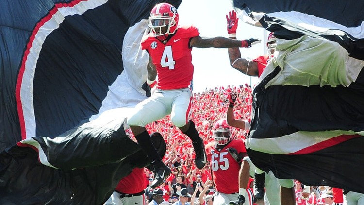 UGA: Projecting the new top 10 for tonight's College ...