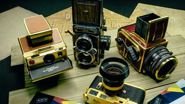 Why are film cameras making a comeback?