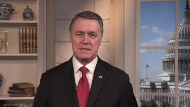Sen. David Perdue's stock trades net thousands during early part of opioid crisis