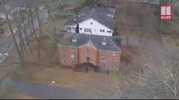 Maynard Jackson home in Atlanta