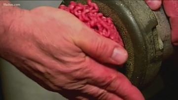 E.coli outbreak linked to ground beef: 196 sickened in 10 states