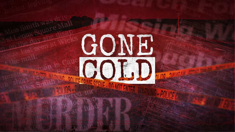 Gone Cold graphic