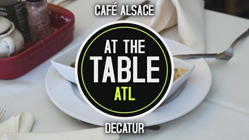 Two decades in Decatur: Café Alsace features casual French