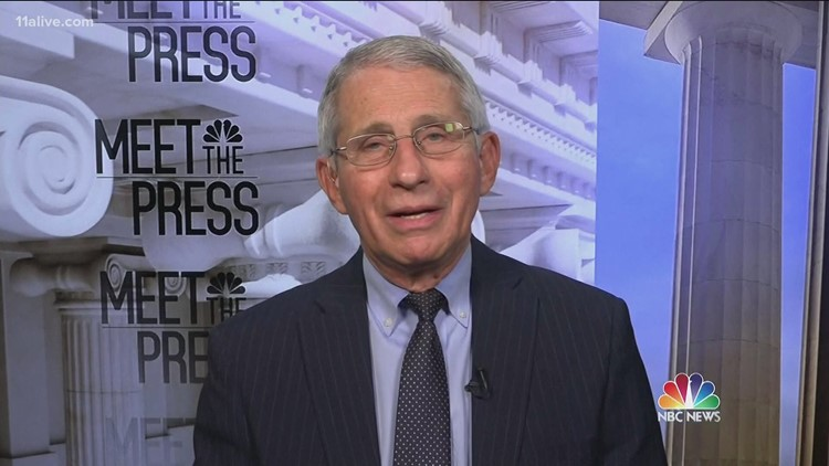 Fauci predicts J&J covid vaccine decision will come this week