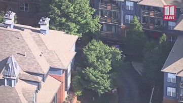 Man found shot at high-end apartment complex in Dunwoody