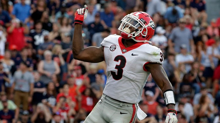 Dawgs on top | Georgia Bulldogs No. 1 in the nation for first time since 1982