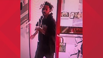 Suspect accused of stealing car with 1-year-old inside from Union City gas station