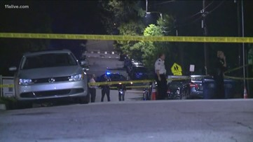 Bar fight moves outside, ends in gunfire