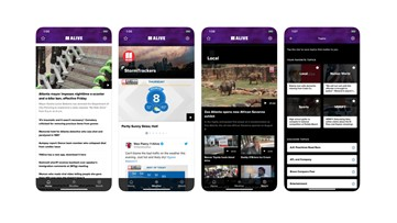 How to sign up for 11Alive app alerts