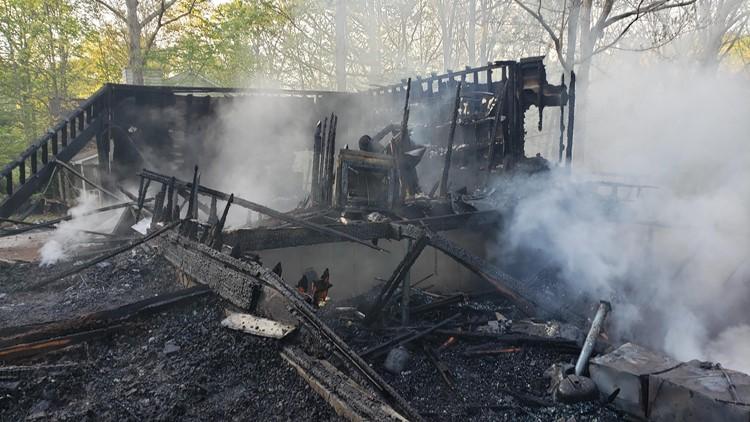 One dead in Douglas County house fire