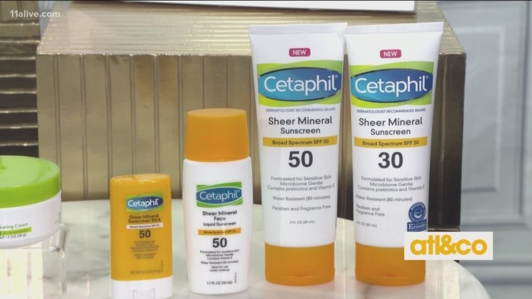 Sensitive Skin with Cetaphil