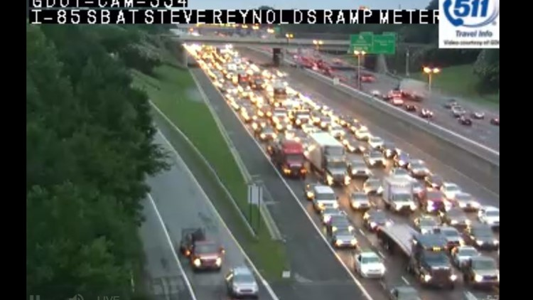 I-85 Traffic